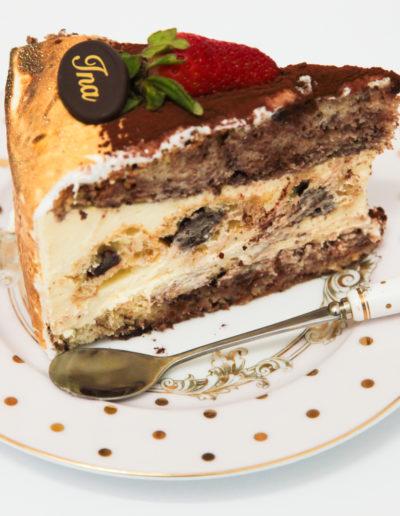 Tort vanilie